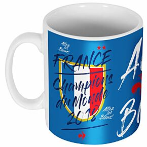 France 2018 Champions Mug