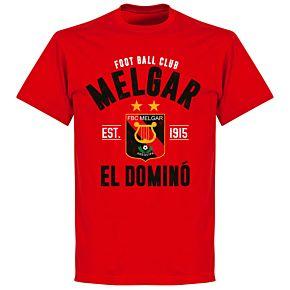 Melgar Established T-Shirt - Red