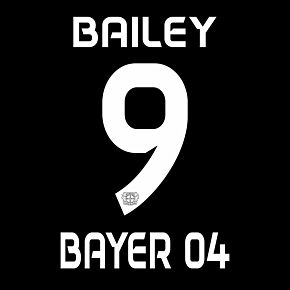 Bailey 9 (Official Printing)