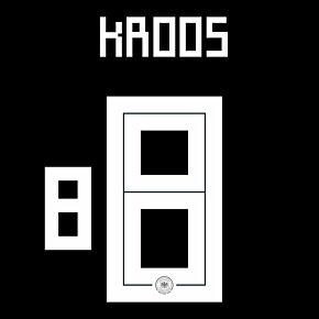 Kroos 8 (Official Printing)