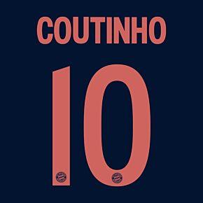 Coutinho 10 (C/L Style) - Kids