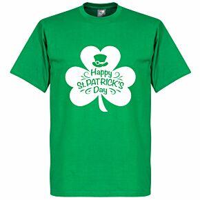 St Patricks Day Tee - Green