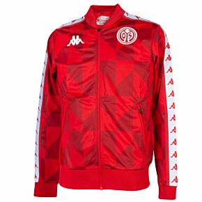21-22 FC Mainz 05 Training Anthem Jacket - Red
