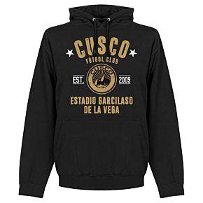 Cusco Established Hoodie - Black