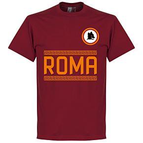 AS Roma Team Tee - Red