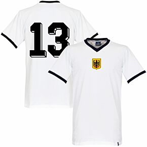 1970's West Germany Retro Shirt + No. 13