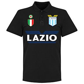 Lazio Team Polo - Black