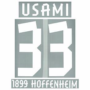 Usami 33 12-13 Hoffenheim Home