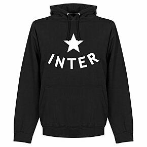 Inter Star Hoodie - Black