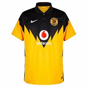 20-21 Kaizer Chiefs Home Shirt