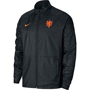 20-21 Holland Dry Academy AWF Jacket - Black