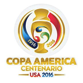 Copa America Centenario Sleeve Patch
