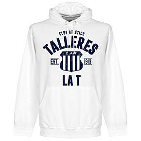 Talleres Established Hoodie - White