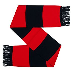 Retake Team Scarf - Red/Black