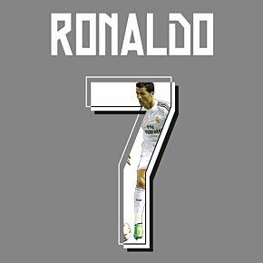Ronaldo 7 (Gallery Style)