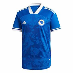 20-21 Bosnia and Herzegovina Home Shirt