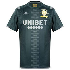 19-20 Leeds Utd Pre-Match S/STop - Green