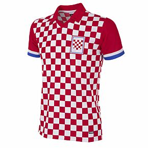1992 Croatia Retro Shirt