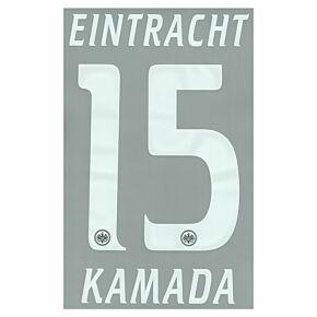 Kamada 15 (Official Printing) - 20-21 Eintracht Frankfurt Home