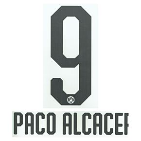Paco Alcacer 9