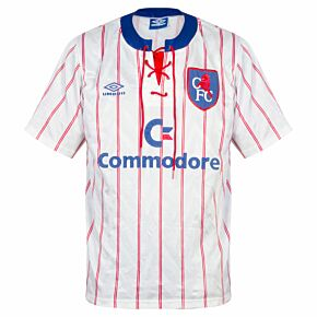 Umbro Chelsea 1992-1994 Away Shirt - Condition (Great) - Extremely Rare - Size L