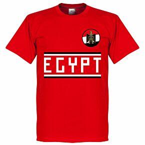 Egypt Team Tee - Red