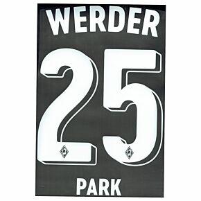 Park 25 (Official Printing) - 21-22 Werder Bremen Home