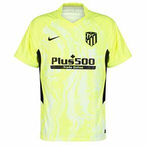 20-21 Atletico Madrid Vapor Match 3rd Shirt