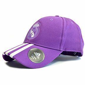 adidas Real Madrid Cap - Purple