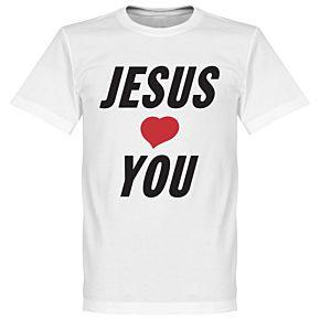 Jesus Loves You Tee