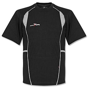 Precision Training Old Style Ultimate Crew Tee - Black