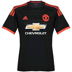 Manchester United 3rd Authentic Jersey 2015 / 2016