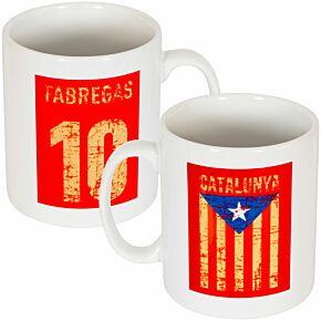 Catalunya Fabregas Mug