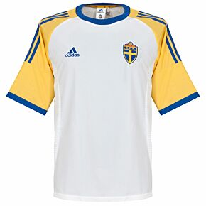 adidas Sweden 2002-2003 Away Shirt - NEW (w/tags) Condition (Excellent) - Size L