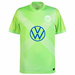 20-21 VFL Wolfsburg Home Shirt