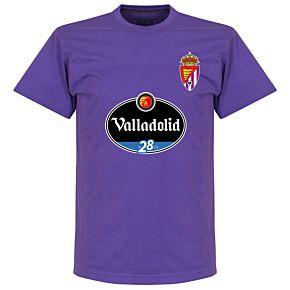 Valladolid Team T-shirt - Purple