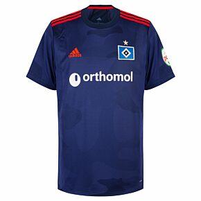 20-21 HSV Hamburg Away Shirt