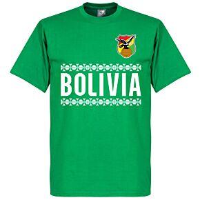 Bolivia Team Tee - Green