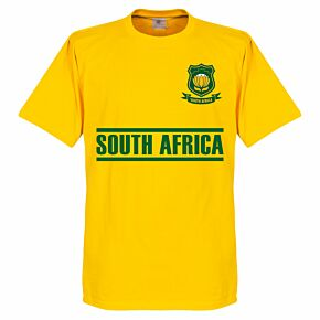 South Africa Team Tee - Yellow