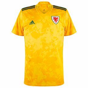 20-21 Wales Away Shirt