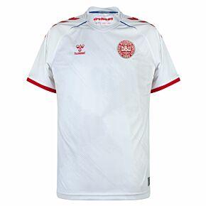 21-22 Denmark Away Shirt