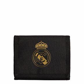 adidas Real Madrid Wallet - Black 2019-2020