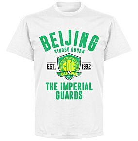 Beijing Sinobo Established T-shirt - White