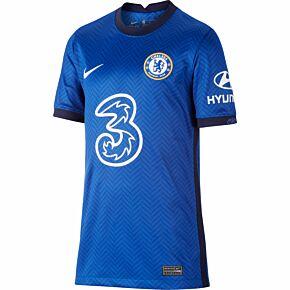 20-21 Chelsea Home KIDS Shirt
