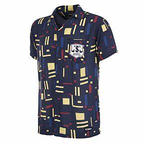 Copa Soprano Camp Collar Shirt