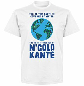 Covered by Kante T-shirt - White