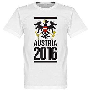 Austria Tee 2016 - White