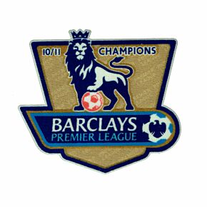 11-12 P/L Champions PatchPair (10-11 Winners)
