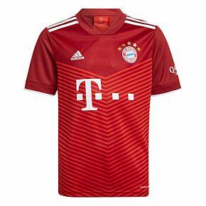 21-22 Bayern Munich Home Shirt - Kids