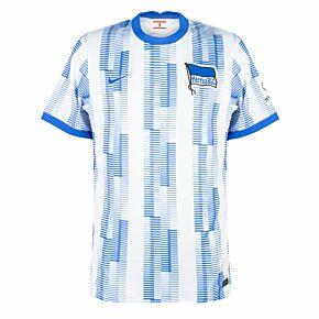 21-22 BSC Hertha Berlin Home Shirt
